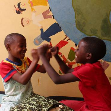 SUPPORT ORPHANS AND MOST VULNERABLE CHILDREN (OVC)